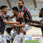 Fluminense vence o clássico com o Botafogo pelo Carioca