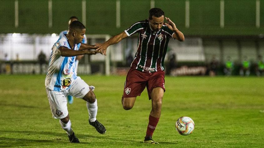 Fluminense goleia o Macaé e volta ao G-4 do Cariocão