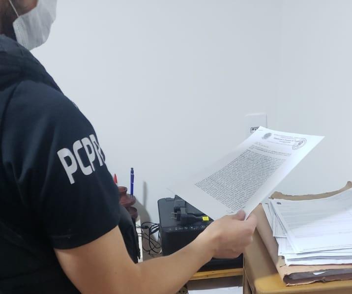 Policiais civis do Paraná realizam paralisação em todo estado, diz sindicato