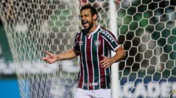 Fred destaca evolução do Fluminense visando a Libertadores
