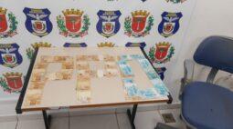 Guardas de Curitiba prendem suspeitos de furto a residências em Campina Grande do Sul