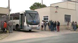 Greve de ônibus em São José dos Pinhais: confira as linhas que estão paradas