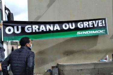 Sindicato recorre de decisão e greve de ônibus em São José dos Pinhais é mantida