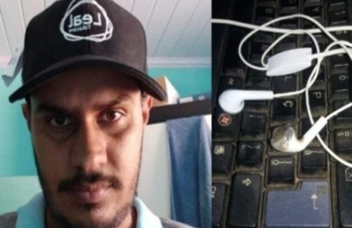 Técnico em informática morre após receber descarga elétrica de fones de ouvido