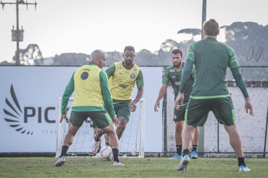 Antes do clássico, Coritiba enfrenta o FC Cascavel pela 8ª rodada