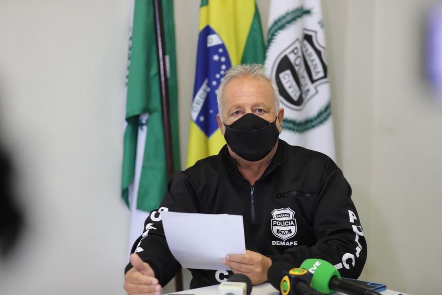 Polícia investiga falsificação de exames da covid-19 pelo Cascavel CR