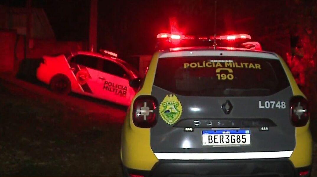 Irmãos são executados dentro de casa em Rio Branco do Sul, na RMC