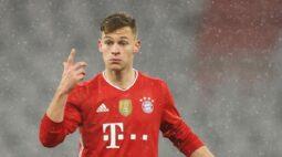 """Kimmich garante classificação do Bayern contra o PSG: """"Somos a melhor equipe"""""""