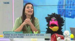 Morre Nilson Ribeiro, que era a voz das vinhetas da Record!
