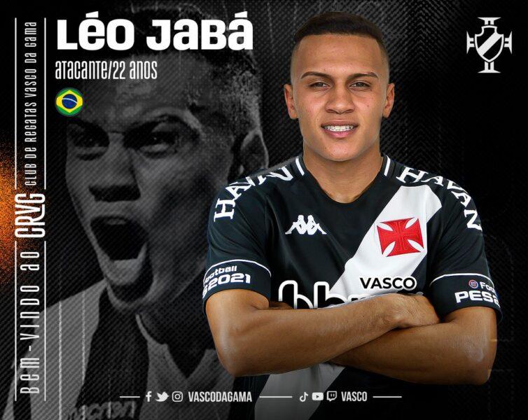 Léo Jabá ansioso pela estreia no Vasco