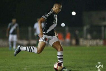 Léo Jabá enaltece luta do Vasco no empate com Boavista