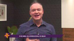 13 de abril: dia internacional do beijo