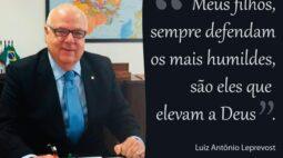 Luiz Antônio Leprevost, vice-presidente da ACP, morre aos 69 anos