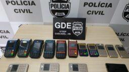 Estelionatário é detido por policiais do GDE de Cascavel