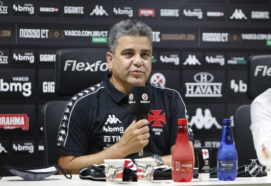 Técnico do Vasco explica opção por poupar jogadores