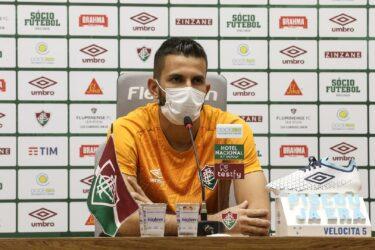 Marcos Felipe sonha em ser ídolo do Fluminense