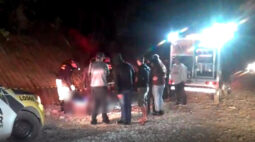 Três homens são assassinados durante a noite em Almirante Tamandaré