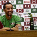 Nenê enaltece eficiência do Fluminense na bola parada