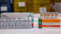 Novo lote de vacinas que chegará ao Paraná poderá atingir população de 60 anos