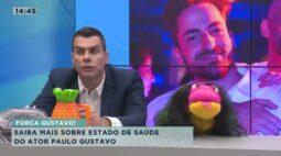 Saiba mais sobre estado de saúde do ator Paulo Gustavo