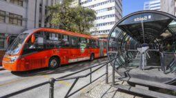Em nova fiscalização, TCE-PR verifica lotação em ônibus da capital