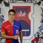 Paraná Clube anuncia a contratação do atacante Pedro