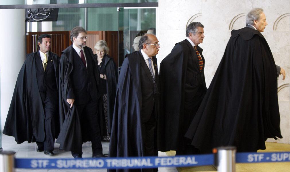 Ministros do STF podem sofrer impeachment?