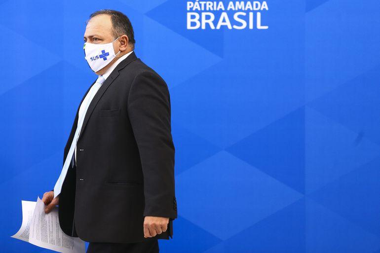 MPF entra com ação contra ex-ministro Pazuello, por suposta omissão no combate a covid-19