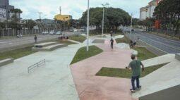Pista de skate do Guaíra é aberta ao público, mas com restrições