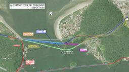 Licitação dos estudos da Ponte de Guaratuba tem nova etapa nesta sexta-feira (23)