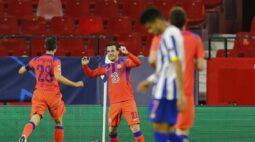 Chelsea vence Porto e abre vantagem no confronto pela Liga dos Campeões