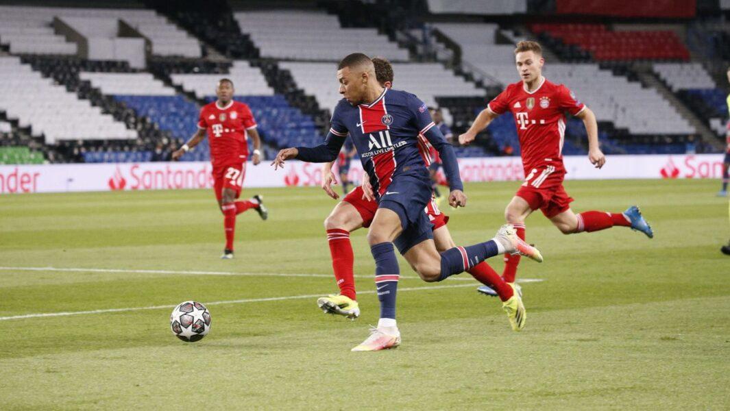 PSG perde para o Bayern, mas garante vaga na semifinal da Liga dos Campeões