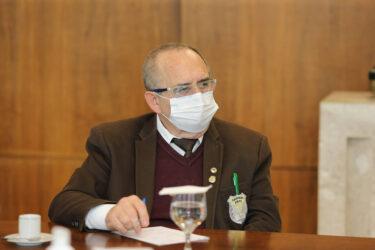 Autoridades lamentam o falecimento do deputado Rubens Recalcatti