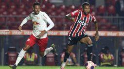 Crespo elogia Red Bull e confirma que São Paulo terá mudanças contra o Guarani