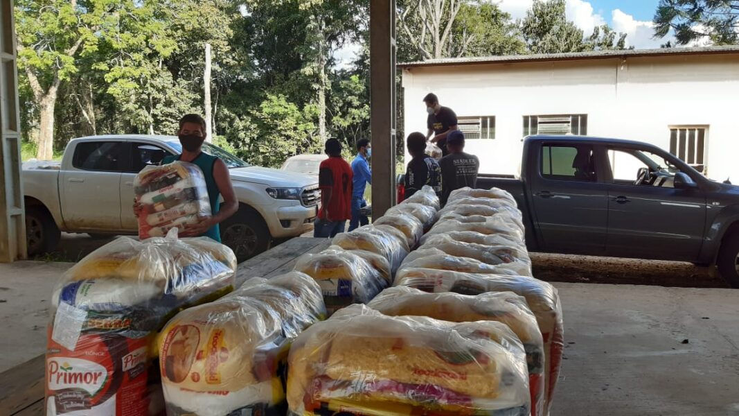 Municípios do Paraná já receberam mais de R$ 585 mil em doações para o combate à covid-19 feitas pelo Sistema de Transmissão Gralha Azul