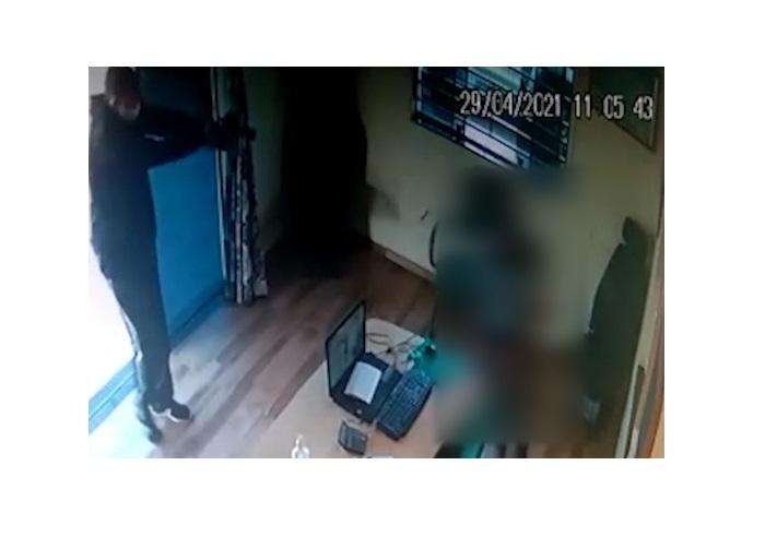 Câmera registra tentativa de assassinato contra empresário de Toledo