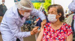 Vacinação em Curitiba: confira o cronograma desta semana