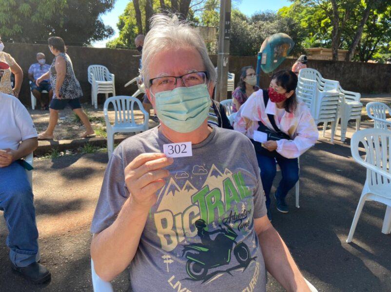 Pessoas com 63 anos ou mais poderão ser vacinadas em Maringá nesta quinta (22)
