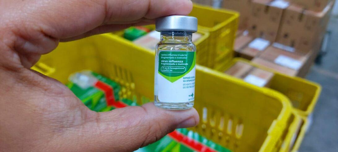 Paraná recebe mais 245.050 doses de vacinas contra a covid-19