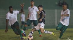 Vasco empata com o Boavista e fica sem chances no Carioca