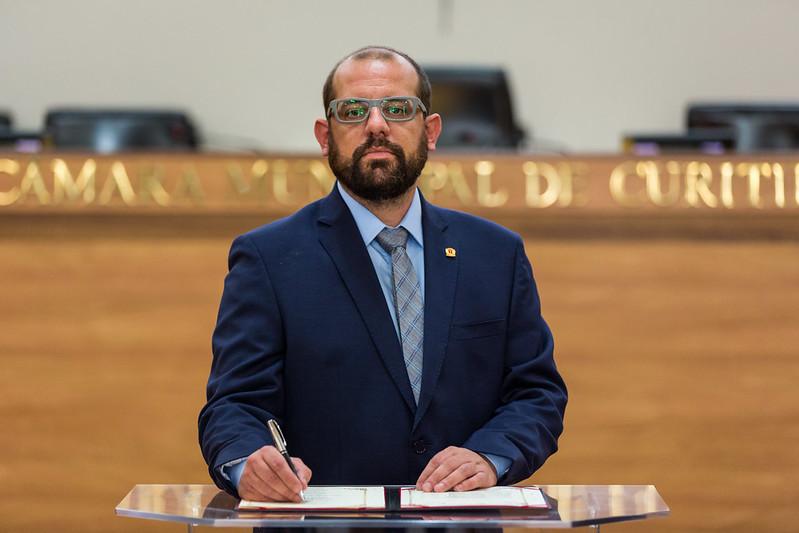 Vereador Eder Borges, de Curitiba, tem mandato cassado pelo TRE