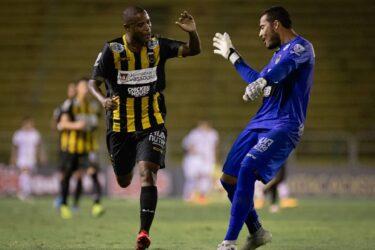 Após empatar com Botafogo, Volta Redonda é o primeiro classificado para a semifinal da Taça Guanabara