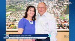 José Carlos Schiavinato morre em Brasília por complicações pela COVID-19