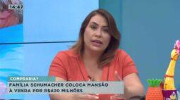 Família Schumacher coloca mansão à venda por 400 milhões de reais