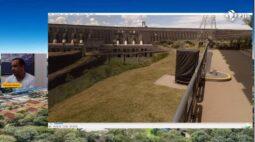 """""""Aula remota"""": Itaipu lança Tour Virtual de graça para instituições de ensino"""