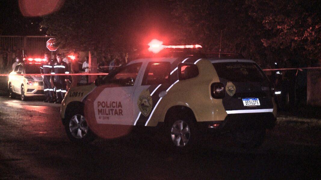 Homem é executado com 15 tiros em bairro residencial de Maringá