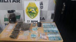 Casal é detido com 254 comprimidos de ecstasy em Cascavel