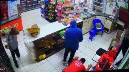 Suspeitos de assaltarem distribuidora de bebidas morrem em confronto com a PM, em Cambé