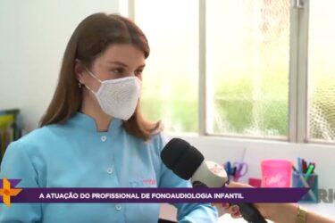 A atuação do profissional de fonoaudiologia infantil
