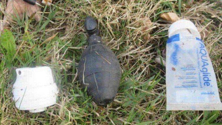 Suposta granada que mobilizou esquadrão antibombas era, na verdade, brinquedo sexual